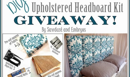 DIY Upholstered Headboard Kit GIVEAWAY! {by Sawdust and Embryos}_thumb[2]